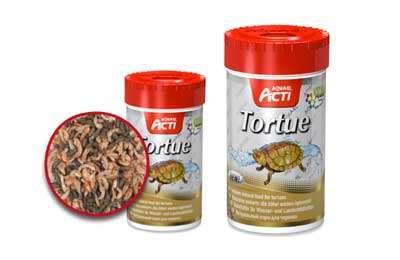 Aquael act tortue 250 ml cibo mangime per tartarughe for Cibo tartarughe acqua