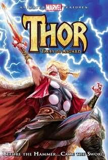 Thần Sấm: Truyền Thuyết Về Asgard