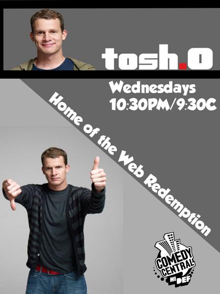 Tosh 0 S06 720p 1080p WEB-DL | S06E01-E15