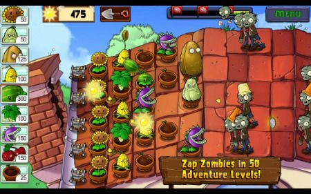 uk4a Plants vs. Zombies v6.0.0 (Android APK)