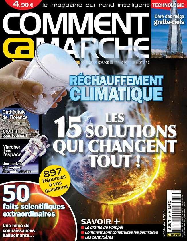 Comment ça Marche N°34 Avril 2013