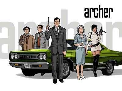Archer – S06E08 – The Kanes