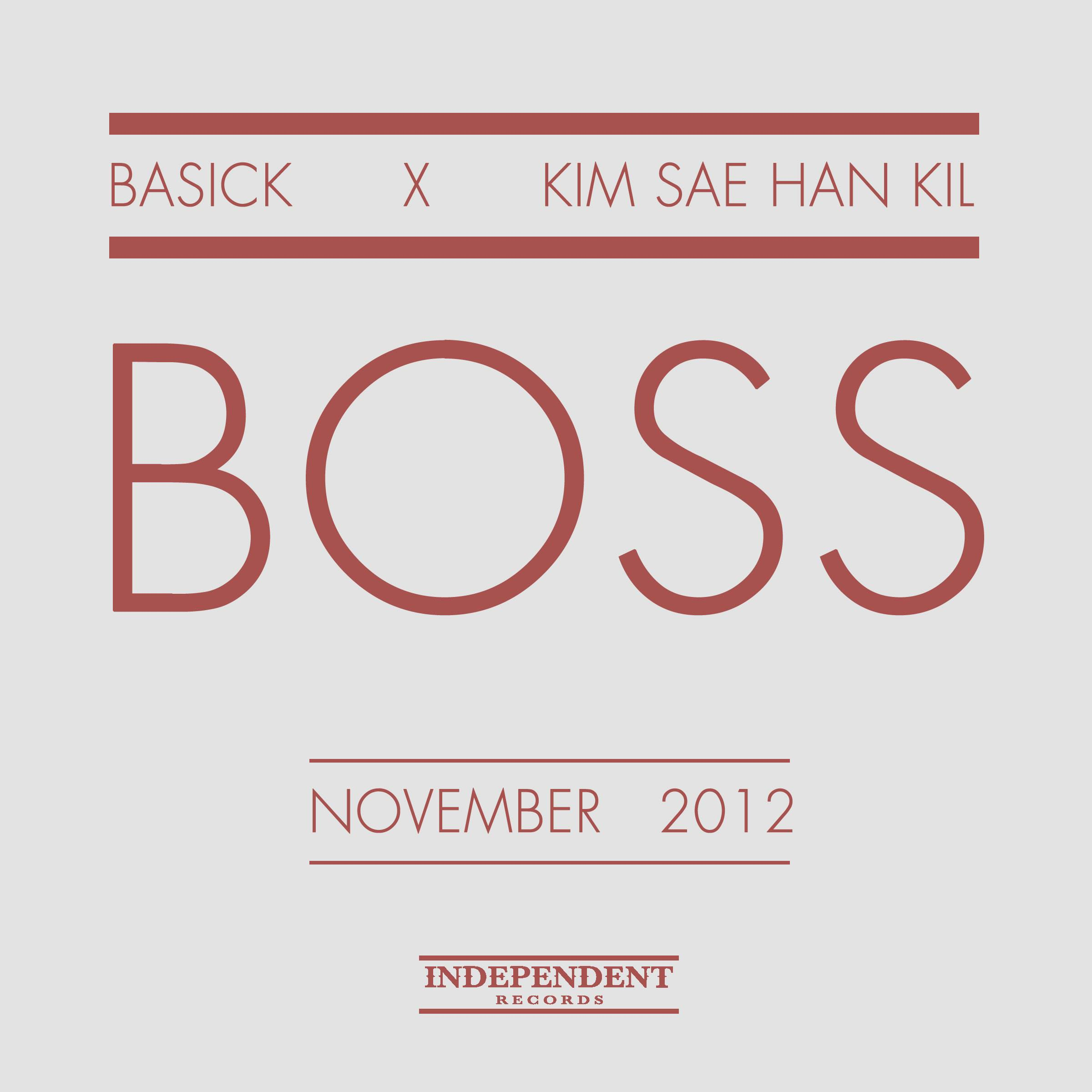 [Single] Basick - Boss